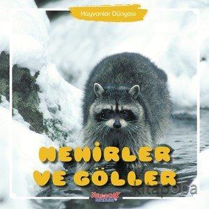 Nehirler ve Göller / Hayvanlar Dünyası - Kollektif - kitapoba.com