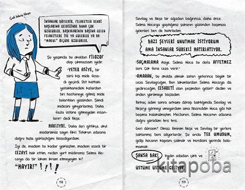 Offf Çok Sıkıldım! / Asiye 2 - Halenur Çalışan - kitapoba.com