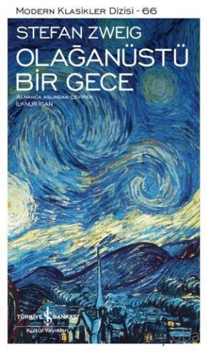 Olağanüstü Bir Gece Sert Kapak - Stefan Zweig - kitapoba.com
