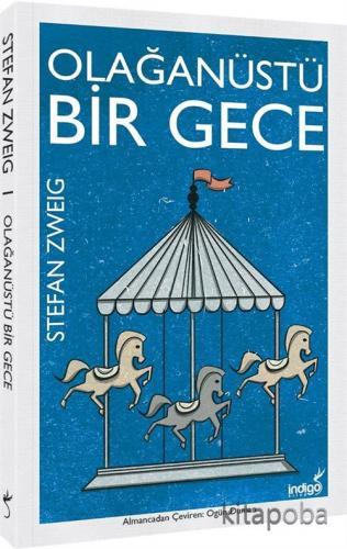 Olağanüstü Bir Gece - Stefan Zweig - kitapoba.com