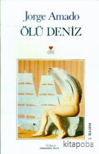 Ölü Deniz - Özdemir İnce - kitapoba.com