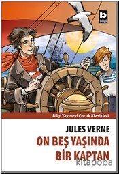 On Beş Yaşında Bir Kaptan - Jules Verne - kitapoba.com