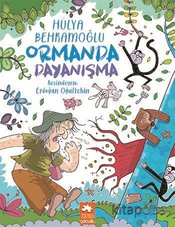Ormanda Dayanışma - Hülya Behramoğlu - kitapoba.com