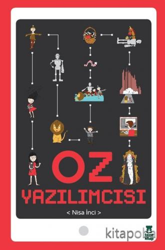 Oz Yazılımcısı - Nisa İnci - kitapoba.com