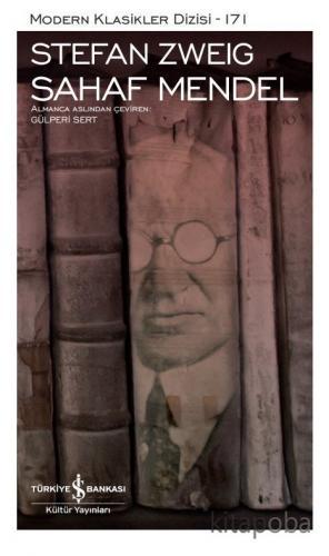 Sahaf Mendel - Stefan Zweig - kitapoba.com