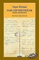 Sarı Defterdekiler - Yaşar Kemal - kitapoba.com
