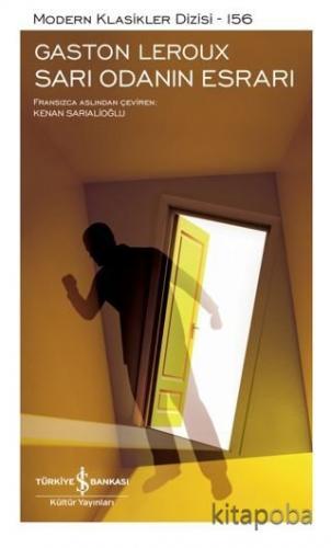 Sarı Odanın Esrarı Sert Kapak - Gaston Leroux - kitapoba.com