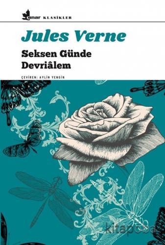 Seksen Günde Devrialem - Jules Verne - kitapoba.com