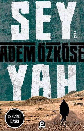 Seyyah - Adem Özköse - kitapoba.com