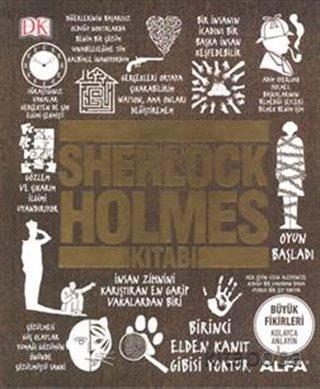 Sherlock Holmes Kitabı - Kollektif - kitapoba.com