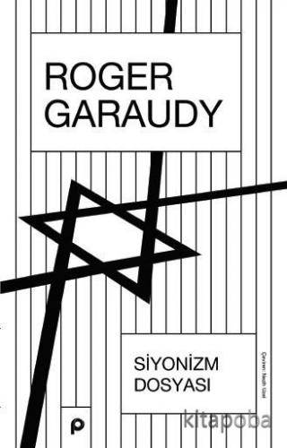 Siyonizm Dosyası - Roger Garaudy - kitapoba.com