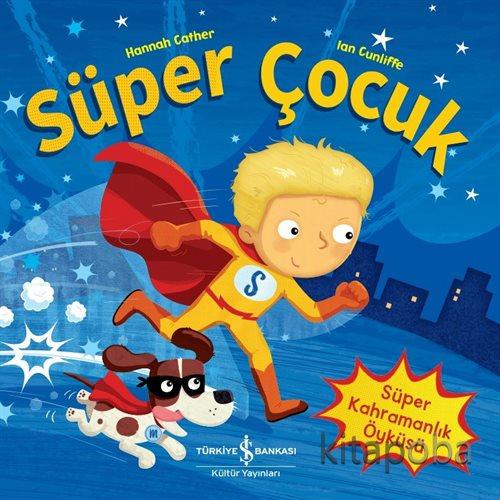 Süper Çocuk - Hannah Carter - kitapoba.com