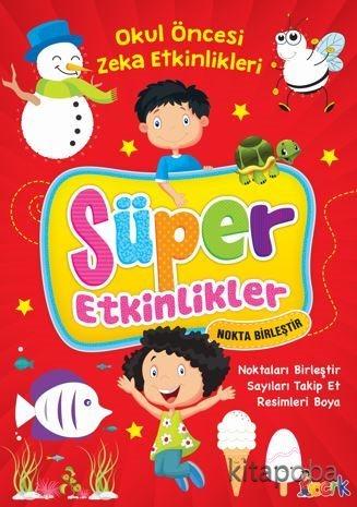 Süper Etkinlikler Noktaları Birleştir - Kollektif - kitapoba.com