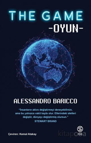 The Game - Alessandro Baricco - kitapoba.com