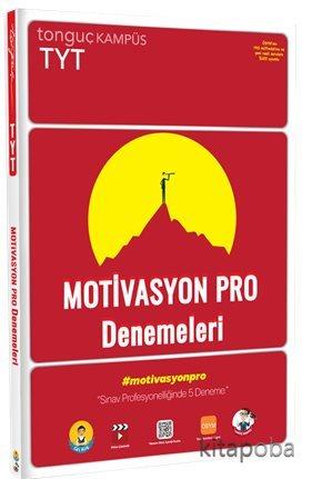 TYT Motivasyon Pro Denemeleri - Kollektif - kitapoba.com