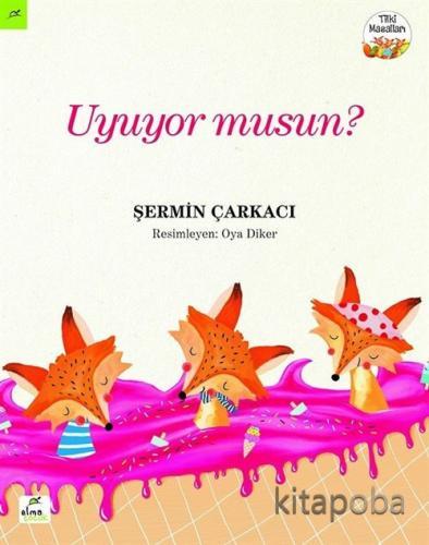 Uyuyor musun? - Şermin Yaşar - kitapoba.com