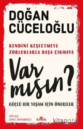 Var Mısın? - Doğan Cüceloğlu - kitapoba.com