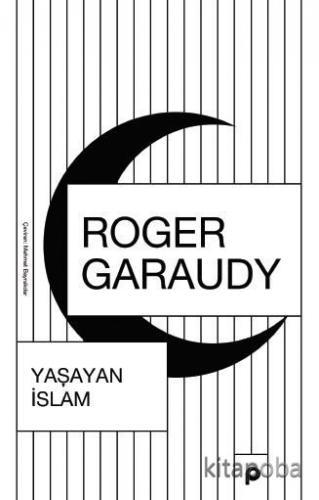 Yaşayan İslam - Roger Garaudy - kitapoba.com