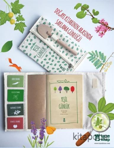 Yeşil Günlük - Fatih Dikmen - kitapoba.com