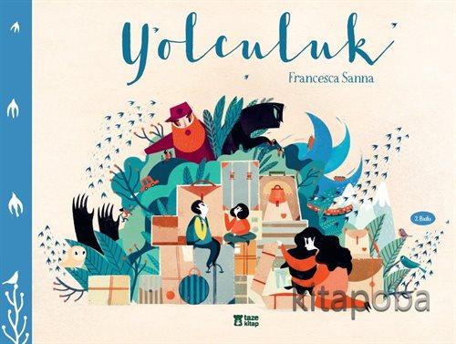 Yolculuk - Francesca Sanna - kitapoba.com