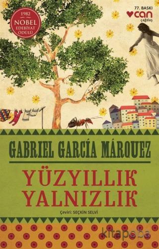 Yüzyıllık Yalnızlık (Ciltsiz) - Gabriel Garcia Marquez - kitapoba.com