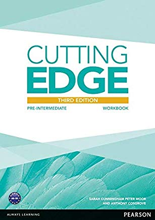 CUTTING EDGE 3/e PRE-INT WB no key