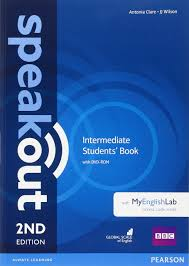 Speakout 2nd Ed. Int Students' Book w/ DVD & MyEng