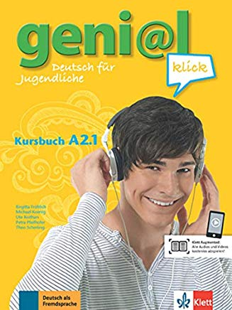 GENIAL KLICK TEILBAND A2.1 Kursbuch/MP3 Download