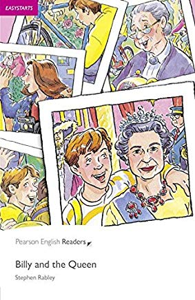 PLPR ES-BILLY AND THE QUEEN BK/CD PK