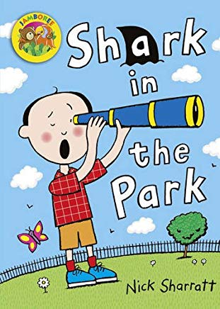 JAMBOREE A-SHARK IN THE PARK LITTLE BOOK
