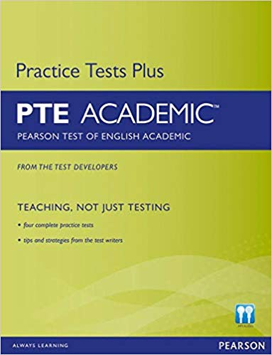 PTE ACADEMIC PRAC TESTS PLUS NO KEY & CD-ROM