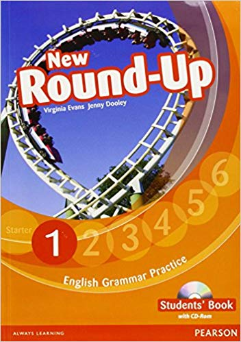 NEW ROUND-UP LEVEL 1 SB & CD-ROM