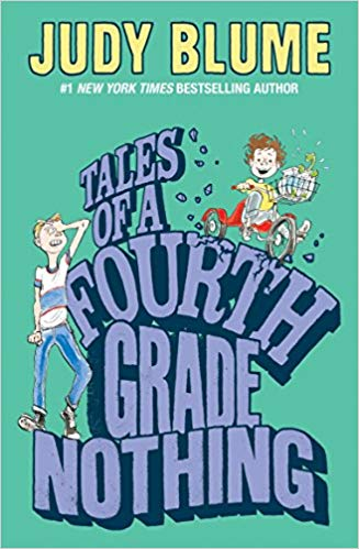 TALES OF A FOURTH GRADE NOTHING R/I