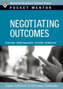 Negotiating Outcomes