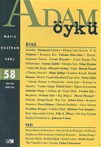 Adam Öykü 58 Mayıs - Haziran 2005
