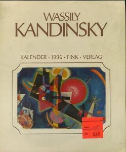 Wassily Kandinsky Kalender 1996