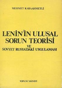 Lenin'in Ulusal Sorun Teorisi