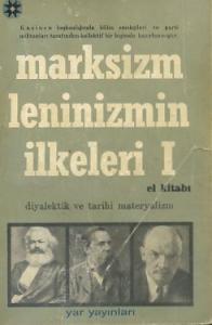 Marksizm Leninizmin İlkeleri 1
