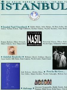İstanbul Dergisi 8 Ocak 1994