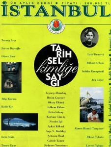 İstanbul Dergisi 13 Nisan 1995