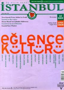 İstanbul Dergisi 43 Ekim 2002