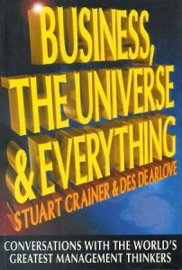Business, The Universe and Everything