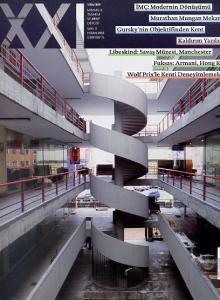 XXI Yirmibir Mimarlık, Tasarım ve Kent Dergisi 11 Nisan 2003
