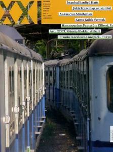 XXI Yirmibir Mimarlık, Tasarım ve Kent Dergisi 15 Eylül 2003