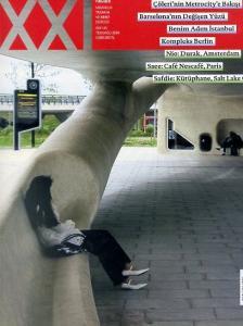 XXI Yirmibir Mimarlık, Tasarım ve Kent Dergisi 25 Temmuz Ağustos 2004