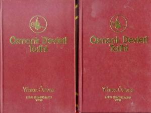 Osmanlı Devleti Tarihi 2 Cilt Takım