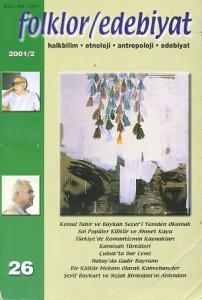 Folklor / Edebiyat 26 2001/2