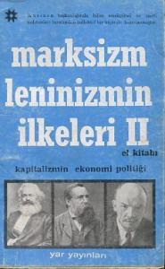 Marksizm Leninizmin İlkeleri 2