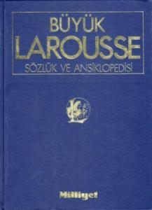 Büyük Larousse Sözlük ve Ansiklopedisi 24 Cilt Takım