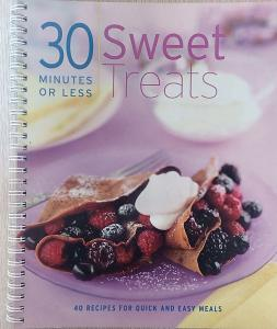 30 Minutes or Less, Sweet Treats